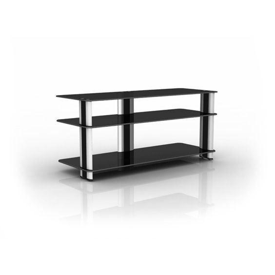 Elmob meuble pour cran plat 52 pouces achat vente meuble tv hi fi me - Meuble television ecran plat ...