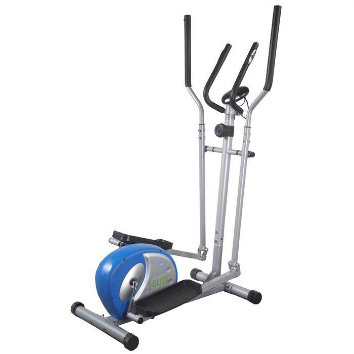 Elite by weslo v lo elliptique mod le elite gear 1 prix pas cher soldes - Fitness velo elliptique ...