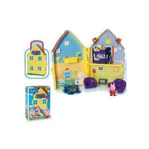 peppa pig giochi achat vente jeux et jouets pas chers. Black Bedroom Furniture Sets. Home Design Ideas