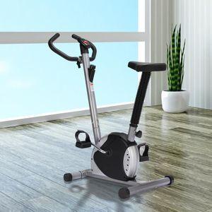 VÉLO D'APPARTEMENT Vélo d'appartement exercice cycle cardio avec écra