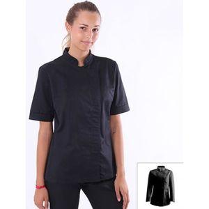 veste cuisine femme - achat / vente veste cuisine femme pas cher ... - Vetement Cuisine Femme
