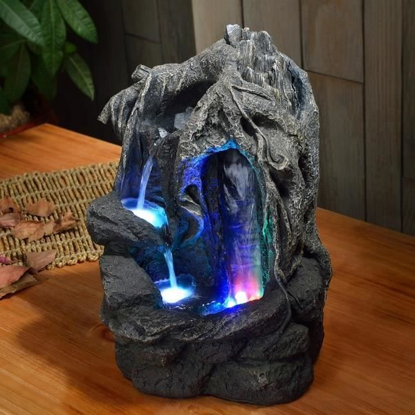 Fontaine amour feng shui achat vente fontaine int rieure cdiscount - Fontaine feng shui ...