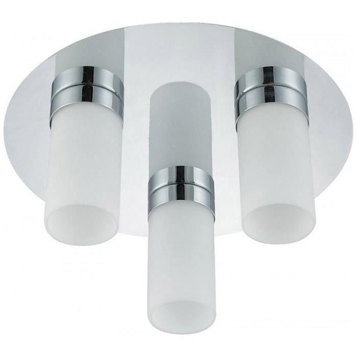 plafonnier de salle de bain achat vente plafonnier de. Black Bedroom Furniture Sets. Home Design Ideas