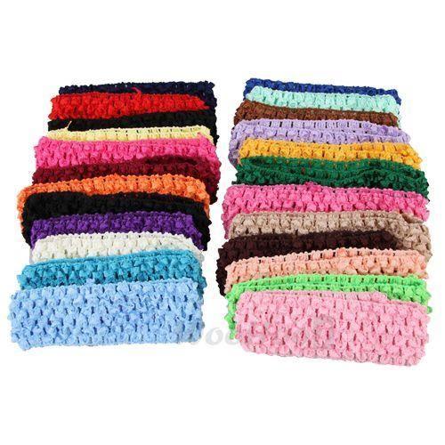 50 bandeau cheveux serre t te crochet lastique achat vente bandeau serre t te 50 bandeau. Black Bedroom Furniture Sets. Home Design Ideas