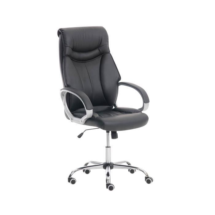 Clp fauteuil de bureau torro avec une croix en fer tr s - Poids d une chaise de bureau ...