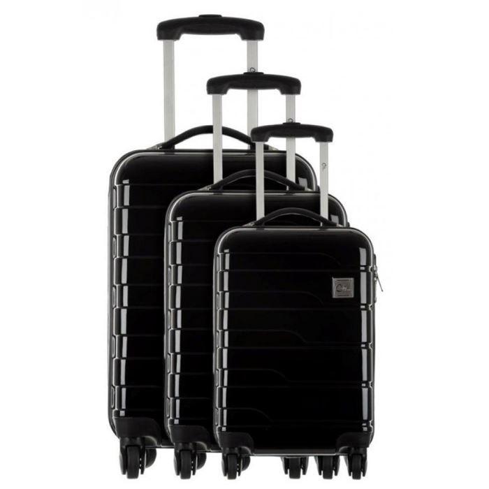 corinne cobson ensembles de 3 valises femme achat vente set de valises corinne cobson. Black Bedroom Furniture Sets. Home Design Ideas