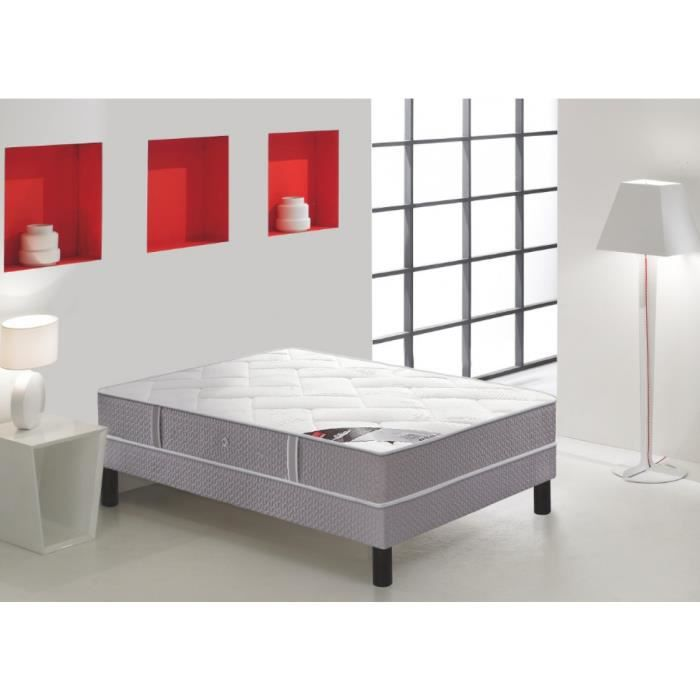 sommier sur pied 90x190 top paolo collaner sommier. Black Bedroom Furniture Sets. Home Design Ideas