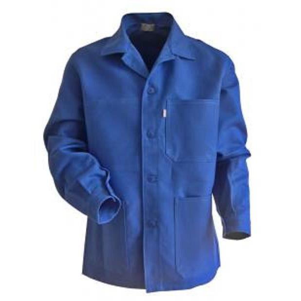 veste travail bleu bugatti coton achat vente v tement de protection cdiscount. Black Bedroom Furniture Sets. Home Design Ideas