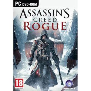 JEU PC Assassin's Creed Rogue Jeu PC