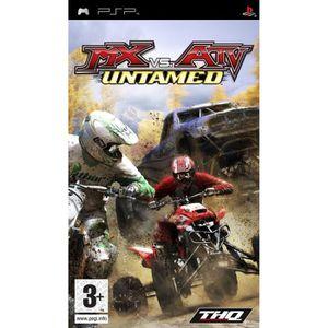 JEU PSP MX VS ATV EXTREME LIMITE / JEU CONSOLE PSP
