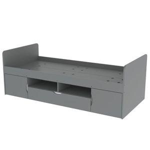 rangement a chaussures sous le lit achat vente rangement a chaussures sous le lit pas cher. Black Bedroom Furniture Sets. Home Design Ideas