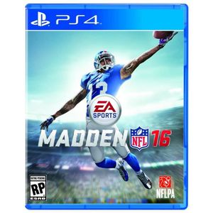JEU PS4 MADDEN NFL 16 Jeu PS4