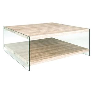 TABLE BASSE Table basse rectangulaire 1 rayon - CARMEN