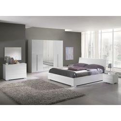 Chambre adulte compl te design julietta armoir achat vente chambre comp - Achat chambre complete adulte ...