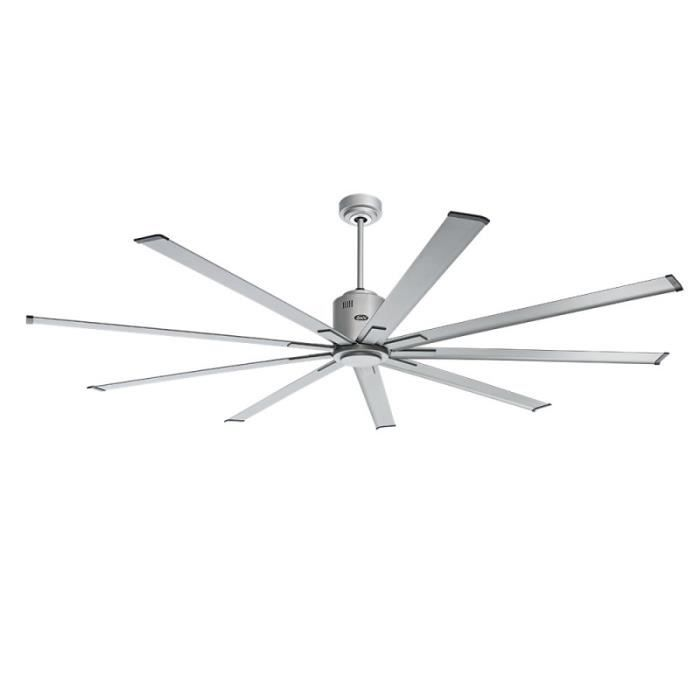 ventilateur de plafond tr 232 s grand taille moderne dc 220 cm casafan big smooth ts achat vente