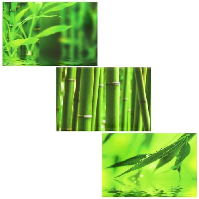 Achetez en Gros bambou stickers muraux en Ligne des Grossistes