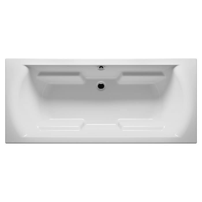 Baignoire acrylique riho livorno 190 dimensions 190x90 for Baignoire balneo 190x90