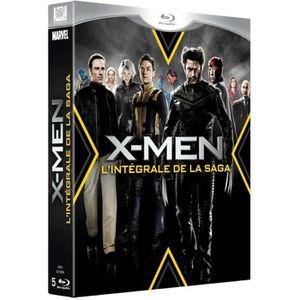 Blu-Ray Coffret intégral X-men