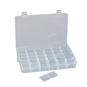 boite de rangement plastique avec compartiment achat vente boite de rangement plastique avec. Black Bedroom Furniture Sets. Home Design Ideas