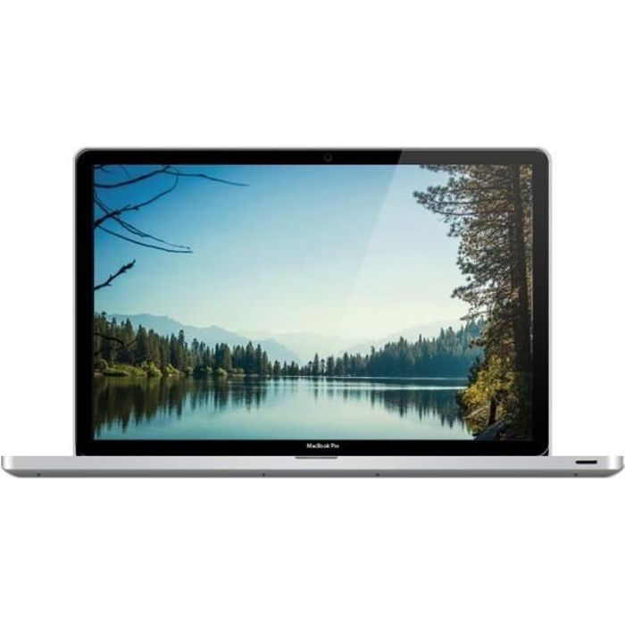 macbook pro md101 8gb 500gb prix pas cher cdiscount. Black Bedroom Furniture Sets. Home Design Ideas