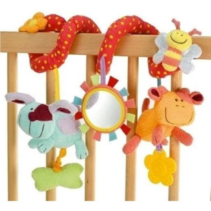 lit spirale d 39 activit si ge jouet animaux achat vente. Black Bedroom Furniture Sets. Home Design Ideas