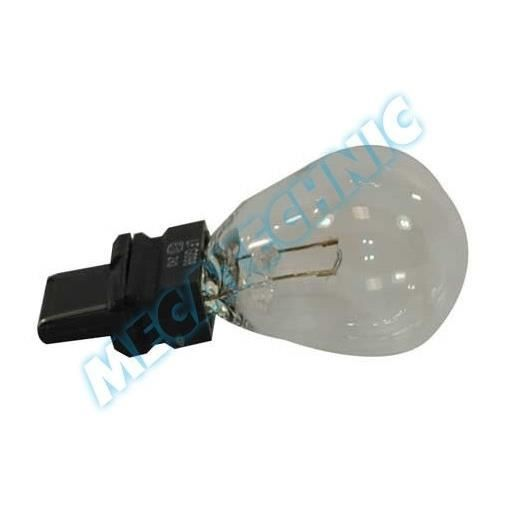 1 ampoule p27w 12v de feu stop achat vente ampoule. Black Bedroom Furniture Sets. Home Design Ideas