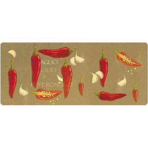 Akzente wolf 92090 tapis de cuisine motif piments for Tapis de cuisine 80 x 120