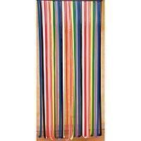rideau de porte 232 res plastique multicolore achat