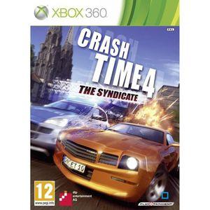JEUX XBOX 360 CRASH TIME IV / Jeu console X360