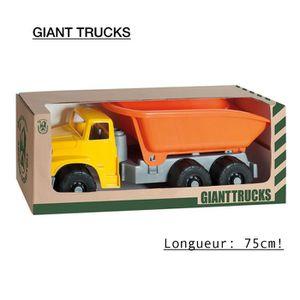 CAMION ENFANT Camion de chantier Giant Trucks 75cm jouet enfant