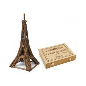 ASSEMBLAGE CONSTRUCTION Jeujura - 8079 - La tour Eiffel - 520 pièces - …