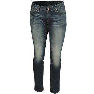 JEANS Jeans Levi's MD BC Skinny Unique Blue pour femme (