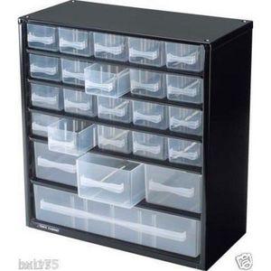 boite de rangement vis achat vente boite de rangement vis pas cher cdiscount. Black Bedroom Furniture Sets. Home Design Ideas