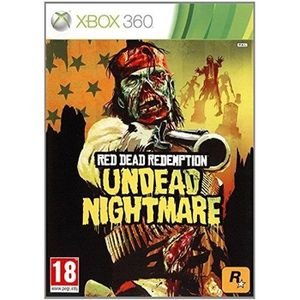 JEUX XBOX 360 Red dead redemption : undead nightmare.