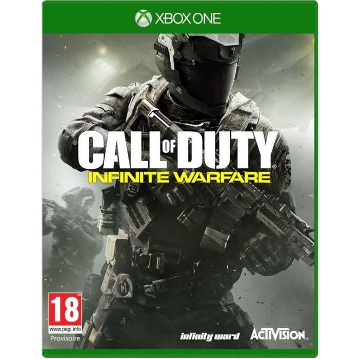 JEUX XBOX ONE Call of Duty: Infinite Warfare Jeu Xbox One