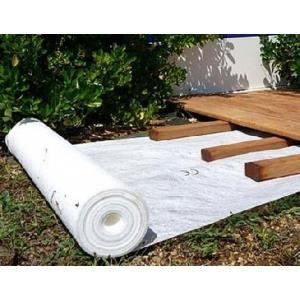 feutre g otextile 2mx50m 140g m2 achat vente geotextile bache feutre g otextile 2mx50m. Black Bedroom Furniture Sets. Home Design Ideas