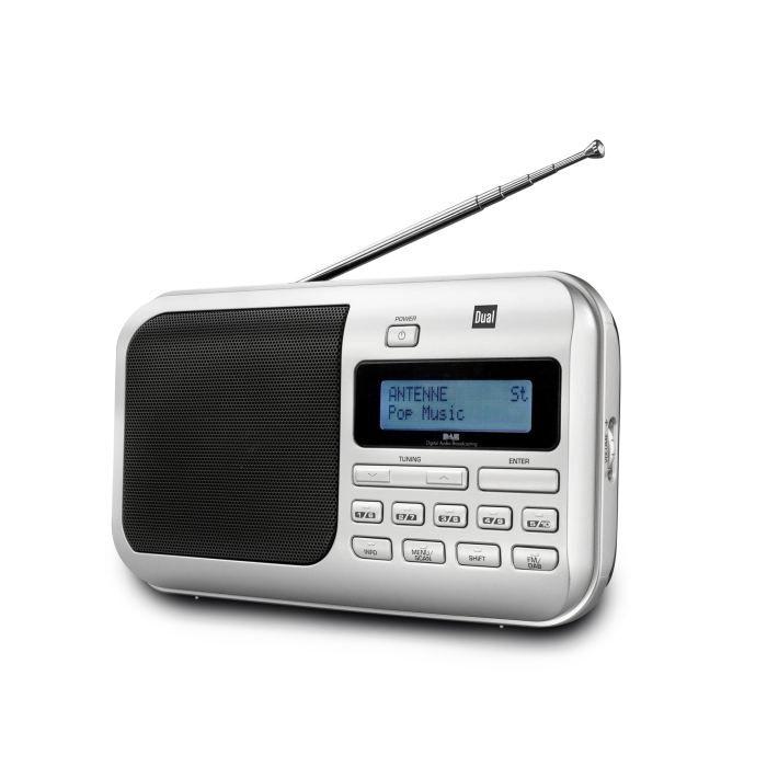 dual dab 4 radio num rique portable r cep radio