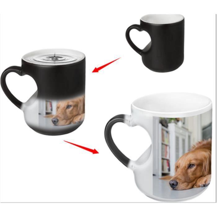 personnalis tasse chaleur changement de couleur sensible mug cup tasse allochro que gobelet. Black Bedroom Furniture Sets. Home Design Ideas