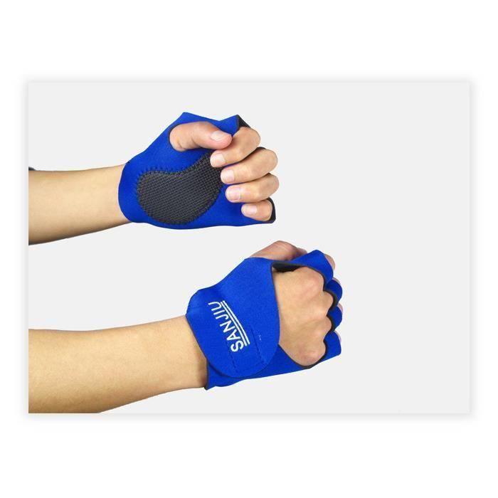 gants musculation anti d rapant fitness gants prix pas cher cdiscount. Black Bedroom Furniture Sets. Home Design Ideas