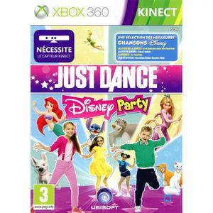 JEUX XBOX 360 JUST DANCE DISNEY / Jeu console XBOX 360