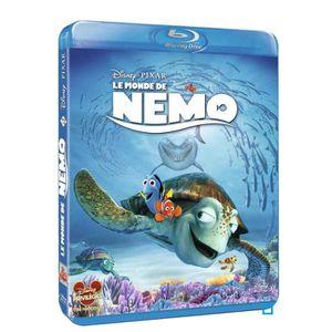 DVD DESSIN ANIMÉ Blu-Ray Le monde Némo