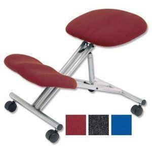 Trexus si ge assis genoux structure acier roule achat for Chaise qui roule