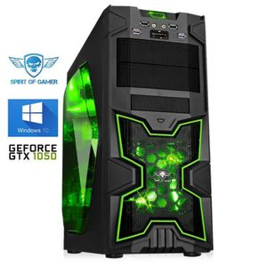 UNITÉ CENTRALE  Ordinateur Pc Gamer X-Fighters Army en AMD FX 8350