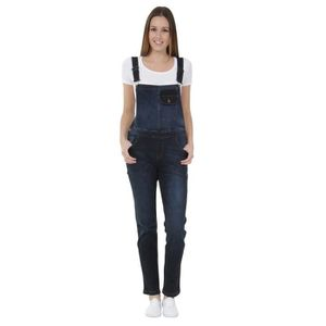 salopette jeans femme achat vente salopette jeans. Black Bedroom Furniture Sets. Home Design Ideas