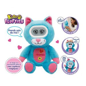 ANIMAL VIRTUEL VTECH kidifluffies twisty (chat)