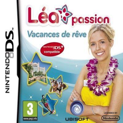 lea passion vacances de reve jeu console ds achat vente jeu ds dsi lea passion vacances. Black Bedroom Furniture Sets. Home Design Ideas