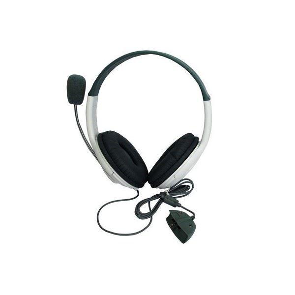 casque gamer avec microphone pour xbox 360 casque couteur audio avis et prix pas cher. Black Bedroom Furniture Sets. Home Design Ideas
