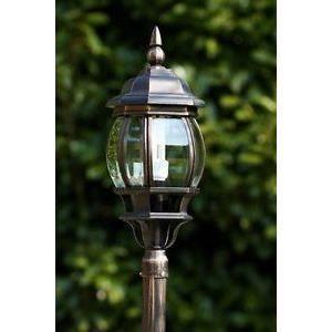 Luminaire lustre lampe lampadaire ext rieur lumina achat for Lampe exterieur maison