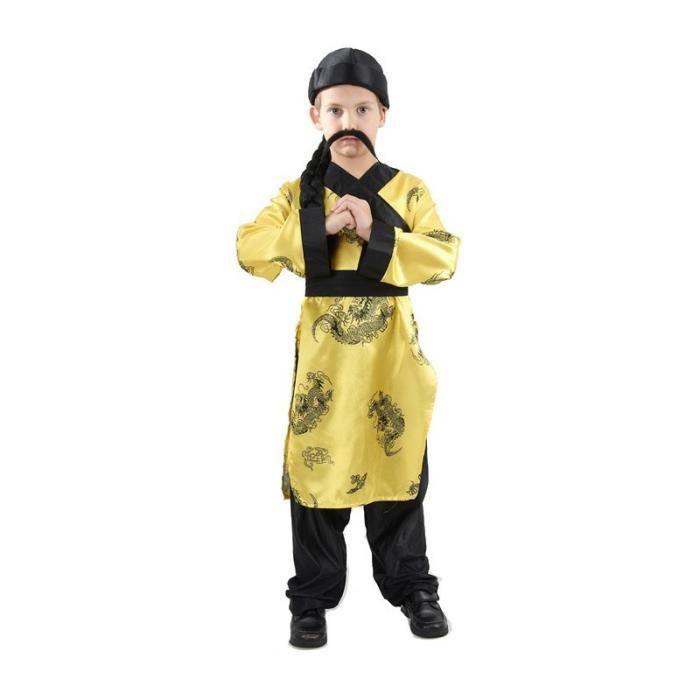 deguisement enfant chinois achat vente jeux et jouets pas chers. Black Bedroom Furniture Sets. Home Design Ideas