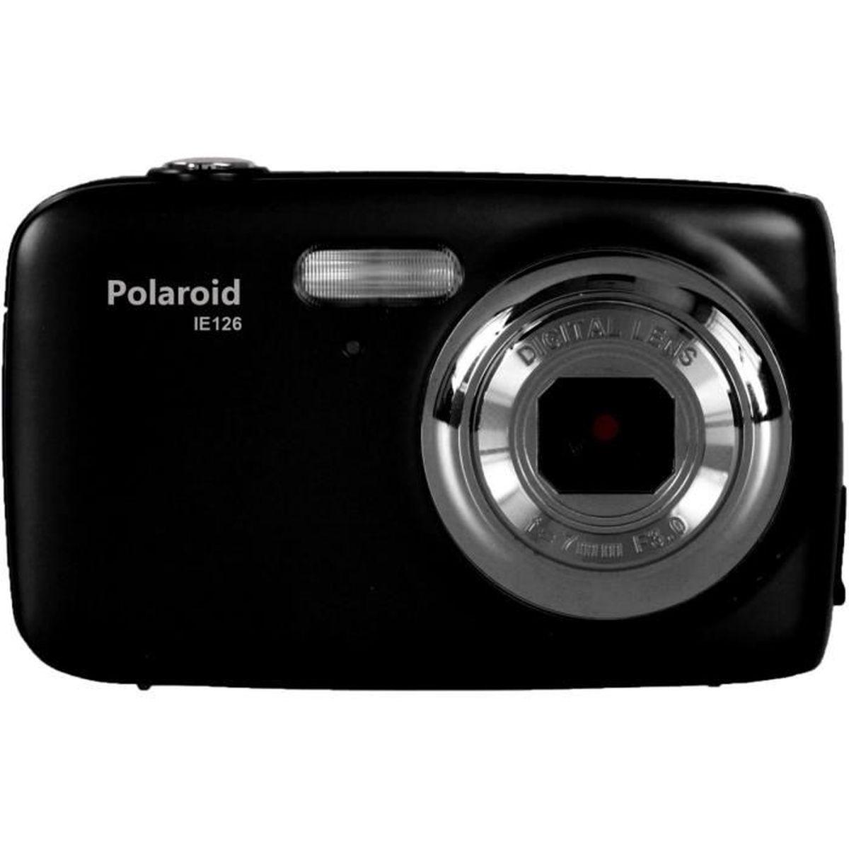 appareil photo num rique vivitar ie126 noir achat vente appareil photo compact cdiscount. Black Bedroom Furniture Sets. Home Design Ideas